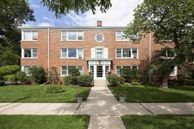 2221 Central Street UNIT 1E, Evanston, IL 60201 - #: 10530555