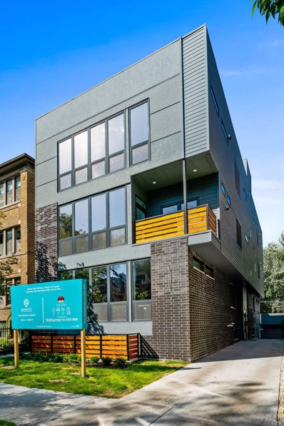 1328 W Carmen Avenue UNIT 1S, Chicago, IL 60640 - MLS#: 10531672
