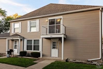 425 James Court UNIT D, Glendale Heights, IL 60139 - #: 10532028