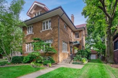 723 Monticello Place, Evanston, IL 60201 - #: 10532271