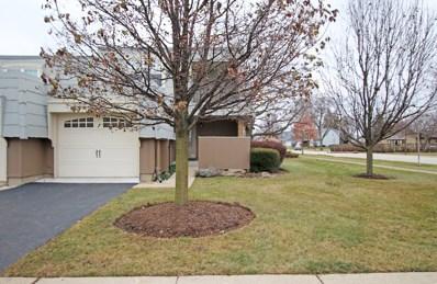 700 Bordeaux Court UNIT A, Elk Grove Village, IL 60007 - #: 10532597