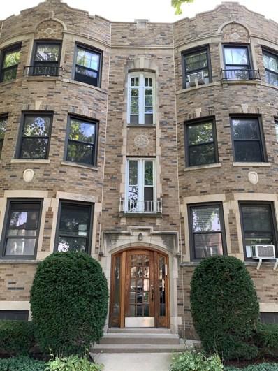5903 N Artesian Avenue UNIT 1, Chicago, IL 60659 - #: 10532641