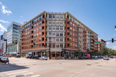 1001 W Madison Street UNIT 511, Chicago, IL 60607 - #: 10532948