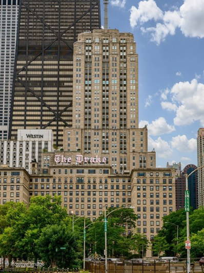 159 E Walton Place UNIT 15A, Chicago, IL 60611 - #: 10533016