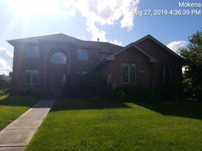 20944 Mayfair Drive, Mokena, IL 60448 - #: 10533136