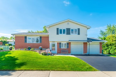1327 Aldrin Trail, Elk Grove Village, IL 60007 - #: 10533168