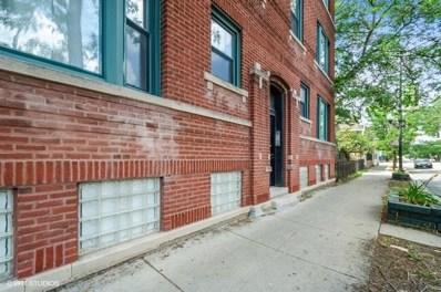 5734 N Ridge Avenue UNIT 1N, Chicago, IL 60660 - MLS#: 10533178