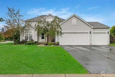 1780 Apple Valley Drive, Wauconda, IL 60084 - #: 10533226