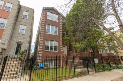 1440 N Campbell Avenue UNIT 3, Chicago, IL 60622 - #: 10533233