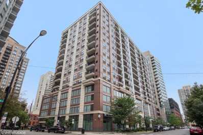 451 W HURON Street UNIT 1312, Chicago, IL 60654 - #: 10533656