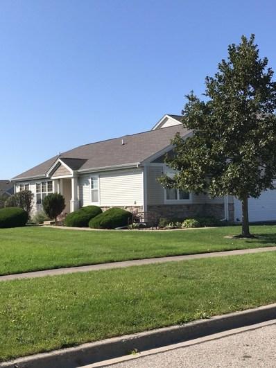 632 Schubert Street, Woodstock, IL 60098 - #: 10534559