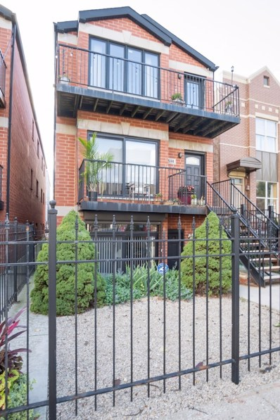 514 S CAMPBELL Avenue UNIT 1, Chicago, IL 60612 - #: 10534798
