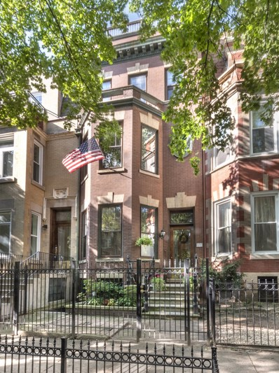 606 W Arlington Place, Chicago, IL 60614 - #: 10534859