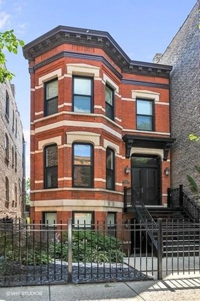1829 W Evergreen Avenue, Chicago, IL 60622 - #: 10535076