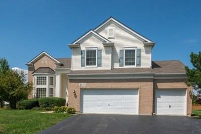 24516 Champion Drive, Plainfield, IL 60585 - #: 10535654