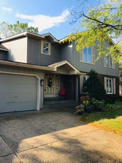945 Woodridge Court UNIT 3A, Lake Geneva, WI 53147 - MLS#: 10535776