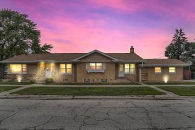 9151 S 55th Court, Oak Lawn, IL 60453 - #: 10535848