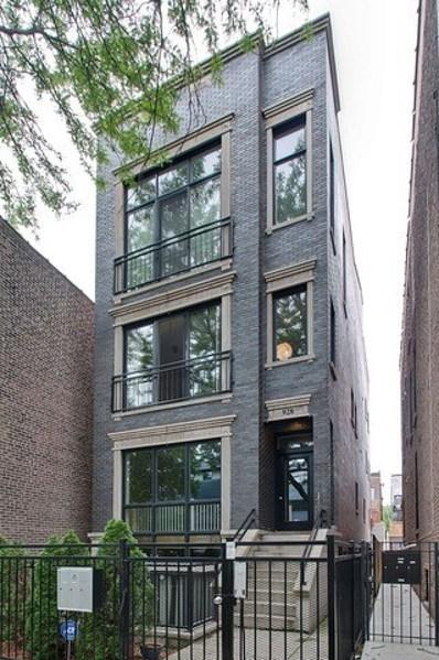 928 N Wolcott Avenue UNIT 3, Chicago, IL 60622 - #: 10536020