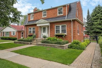 1004 Canfield Road, Park Ridge, IL 60068 - #: 10536118