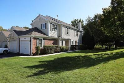 230 University Lane UNIT A, Elk Grove Village, IL 60007 - #: 10536285