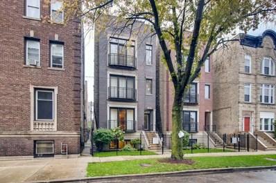 2023 N Mozart Street UNIT 1, Chicago, IL 60647 - #: 10536380