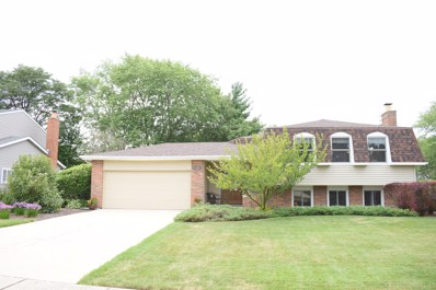 1582 Briarcliffe Boulevard, Wheaton, IL 60189 - #: 10536602