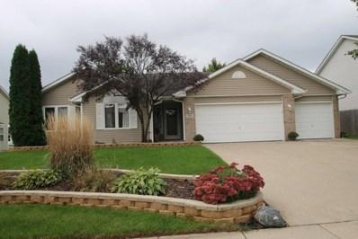 391 W Park Street, Poplar Grove, IL 61065 - #: 10536853