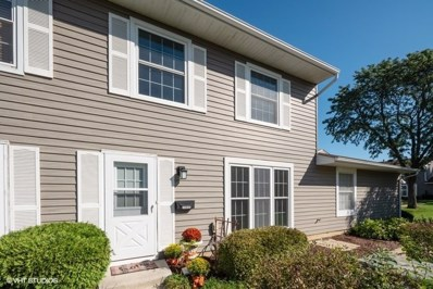 1504 Timber Trail UNIT C, Wheaton, IL 60189 - #: 10536879