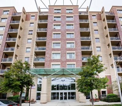 100 N Hermitage Avenue UNIT 803, Chicago, IL 60612 - #: 10536887