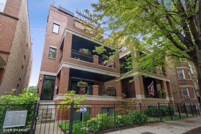 3842 N Damen Avenue UNIT 2, Chicago, IL 60618 - #: 10537124