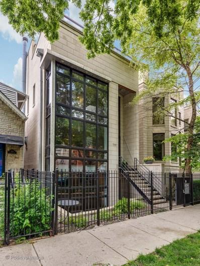 1340 N Leavitt Street, Chicago, IL 60622 - #: 10537297
