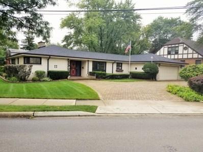 1501 W Talcott Road, Park Ridge, IL 60068 - #: 10537497