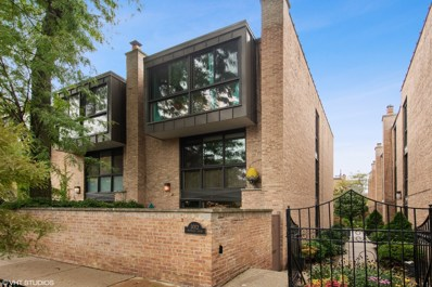 3012 N Waterloo Court UNIT 4, Chicago, IL 60657 - #: 10537521