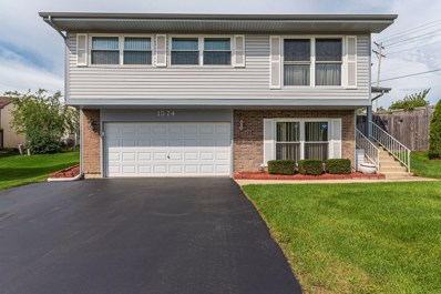 1574 Brookside Drive, Hoffman Estates, IL 60169 - #: 10537577