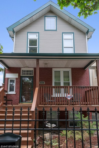 3827 N Troy Street, Chicago, IL 60618 - #: 10537627