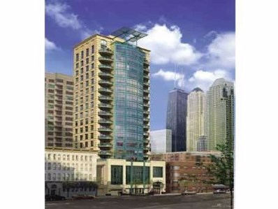 60 W Erie Street UNIT 601, Chicago, IL 60654 - #: 10537713