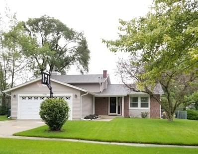 1775 W Parkside Drive, Hoffman Estates, IL 60192 - #: 10537941