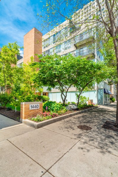 1430 S Michigan Avenue UNIT 202, Chicago, IL 60605 - #: 10538373