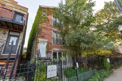 2419 W Harrison Street UNIT 1, Chicago, IL 60612 - #: 10538597