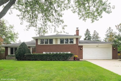 335 Howard Street, Elk Grove Village, IL 60007 - #: 10538609