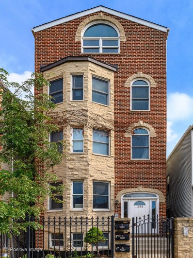 1331 N Bosworth Avenue UNIT 1, Chicago, IL 60642 - #: 10538648