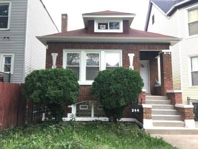 844 N Leamington Avenue, Chicago, IL 60651 - #: 10538683