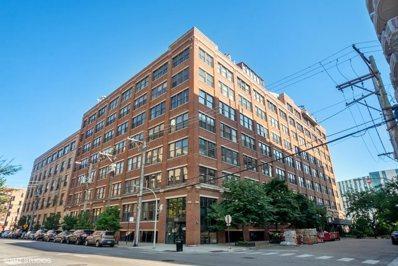913 W Van Buren Street UNIT 5G, Chicago, IL 60607 - #: 10538927