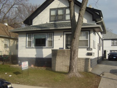 116 157th Street, Calumet City, IL 60409 - #: 10539485