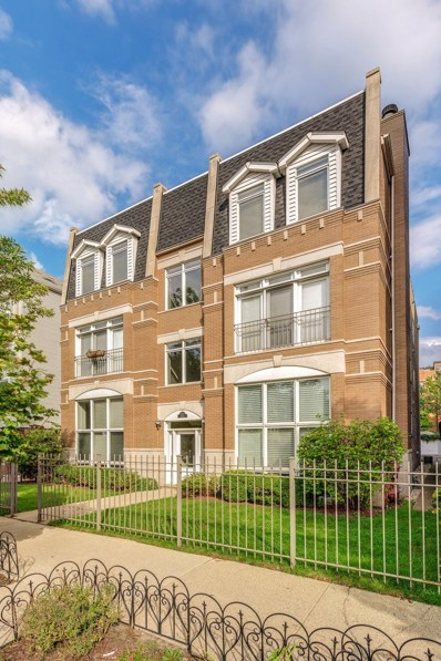 3111 N Seminary Avenue UNIT 3N, Chicago, IL 60657 - #: 10539488