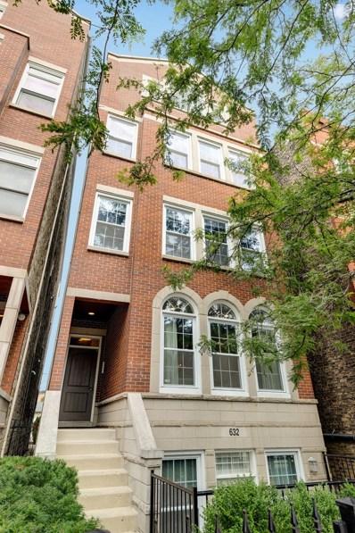 632 W Schubert Avenue UNIT 3, Chicago, IL 60614 - #: 10540015
