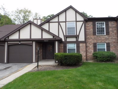 4800 Kimball Hill Drive UNIT B2, Rolling Meadows, IL 60008 - #: 10540363