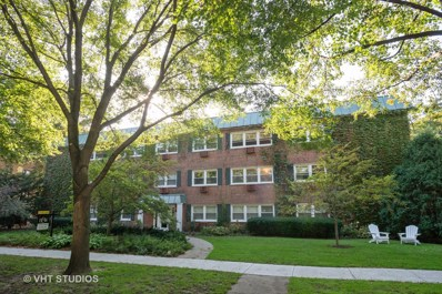 1414 Elmwood Avenue UNIT 2E, Evanston, IL 60201 - #: 10540845
