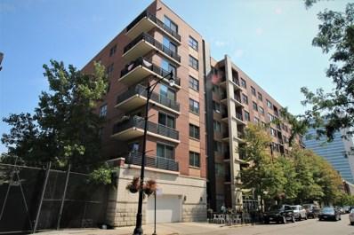 873 N Larrabee Street UNIT 605, Chicago, IL 60610 - MLS#: 10540906