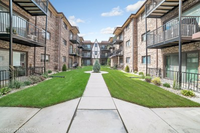 7624 W Lawrence Avenue UNIT 3B, Harwood Heights, IL 60706 - #: 10541675